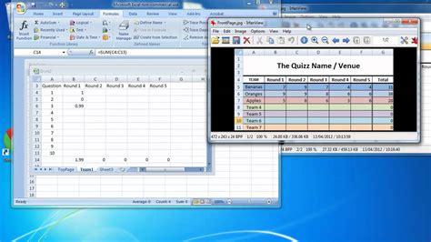 online tutorial excel 2007 online video tutorial ecdl module 4 tutorial 3 excel