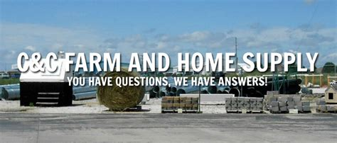 c c farm and home supply