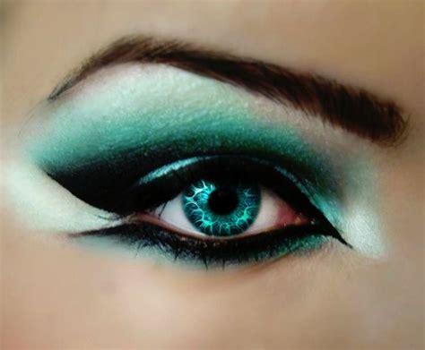 aqua eye color aqua eye paint