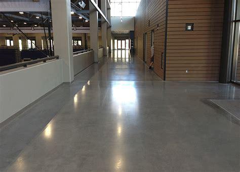 Polished Gypcrete Floors ? Floor Matttroy