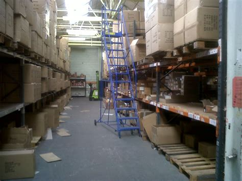 used warehouse racking available late november 171 used