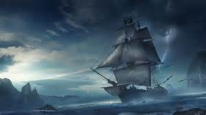 spooky pirate music haunted isles youtube