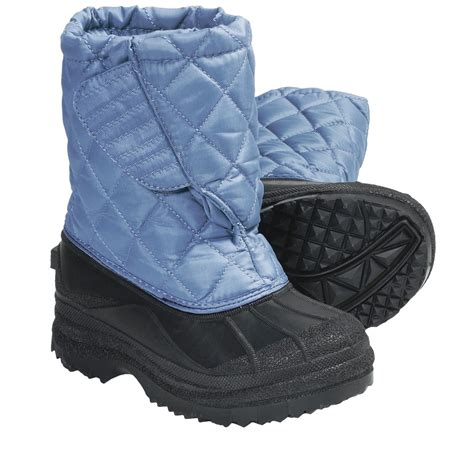 quilted snow boots for and youth save 43