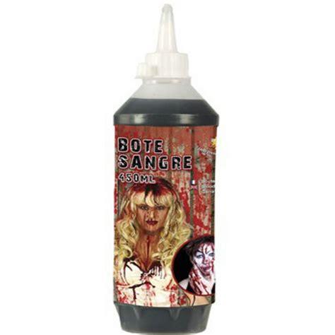 sangre artificial 1 2 litro mercadisfraces