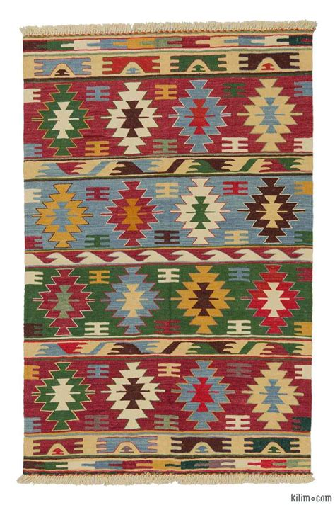 new kilim rugs k0007964 multicolor new turkish kilim rug