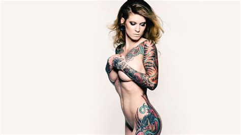 full body tattoo hd tattoo girls wallpapers