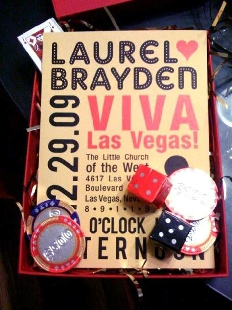 las vegas wedding invites wording discover and save creative ideas