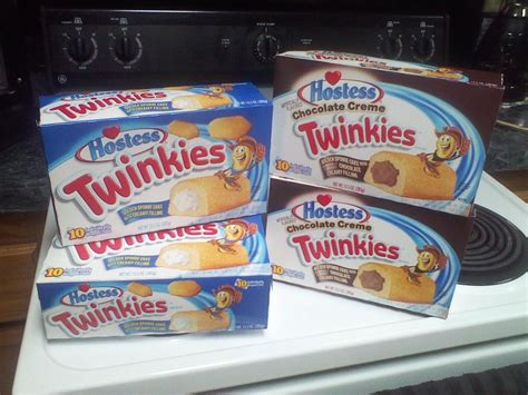 online sellers seek thousands for hostess snack cakes newson6com original hostess twinkies four boxes 2 golden 2 chocolate