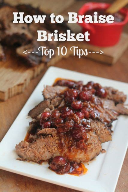 Prisket Tops by How To Braise Brisket Top 10 Tips Brisket Tips And Tops