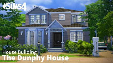 Floor Plan Of Modern Family House the sims 4 house building the dunphy house youtube