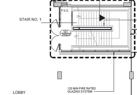 Stairs Floor Plan Symbol howard tilton memorial library build back and hazard