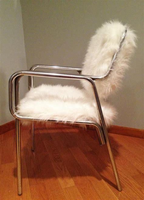 Steampunk Chair Custom Made Faux Fur Chair By Remix Design Custommade Com