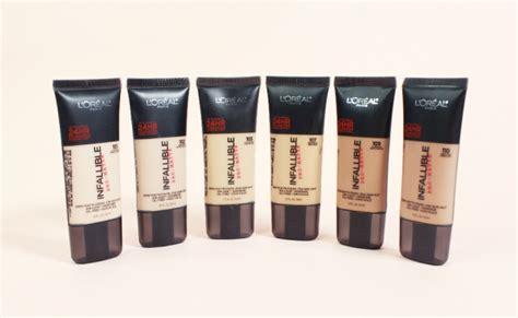 L Oreal Infallible Pro Matte Bedak review makeup awet dan bebas kilap minyak berkat l oreal