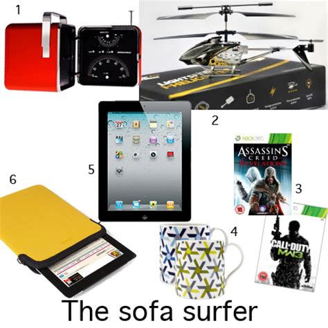sofa surfers uk christmas shopping inspiration great gifts for guys