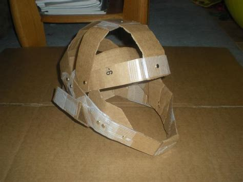 How To Make A Paper Halo Helmet - odst helmets