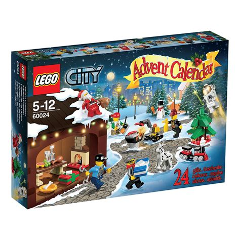 Calendrier Avent Lego City 2013 Lego City Advent Calendar Revealed Kollectobil