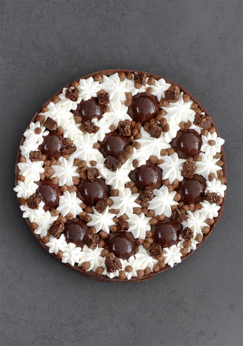Chocolate Vanilla By Lobjet by Chocolate Coffee And Vanilla Tart Lil Cookie