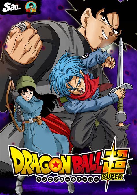 imagenes sagas epicas dragon ball super la saga de zamasu y black goku sekai