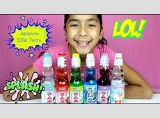 Japanese Pop Ramune Soda Review Candy Review ... Now And Later Candy Flavors