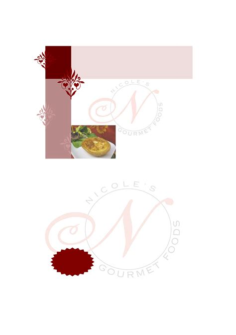restaurant recipe card template restaurant recipe card template free