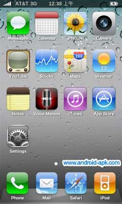 quot iphone 4s quot 扮 iphone 4s android apk - Iphone 4s Apk