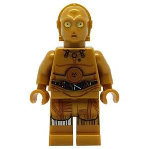 c 3po star wars c3po lego minifigure 75136 the