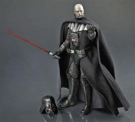 Figure Starwars The Black Series Kyloren wars the black series darth vader with removable helmet 6 in figure ebay