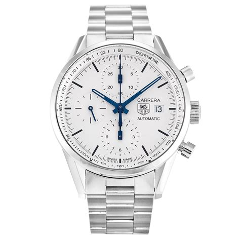 Tag Heuer Silver Wb silver tag heuer car2211 ba0721 replica watches