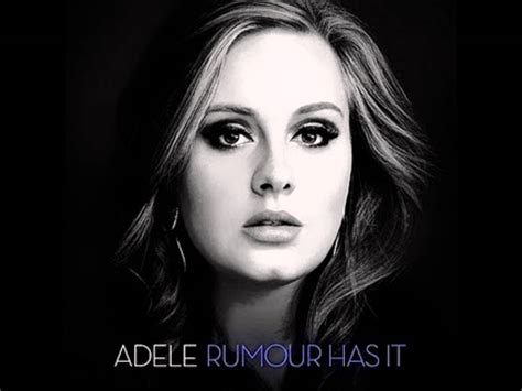 Rumor Has It by Adele Rumour Has It Jyvhouse Extended Bass Mix Wmv