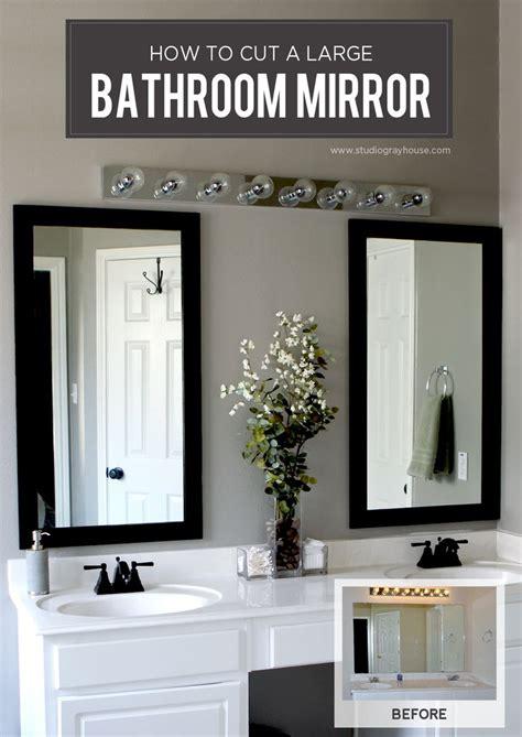 best way to clean bathroom mirror best 25 large bathroom mirrors ideas on pinterest large