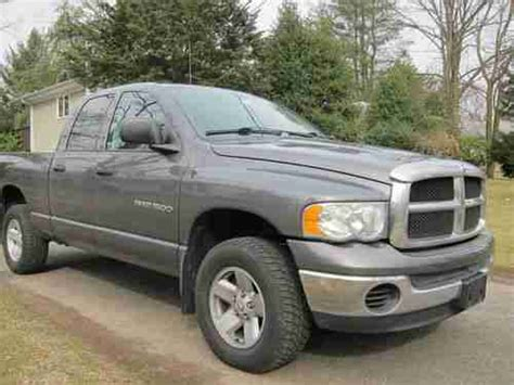 electronic toll collection 2003 dodge ram 2500 parking system buy used dodge ram quad cab 2003 low mileage clean 4x4 minor water damage in woodcliff lake