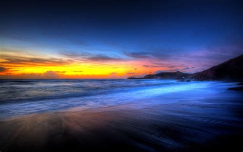 wallpapers beach colorful colorful sunsets wallpapers wallpaper cave