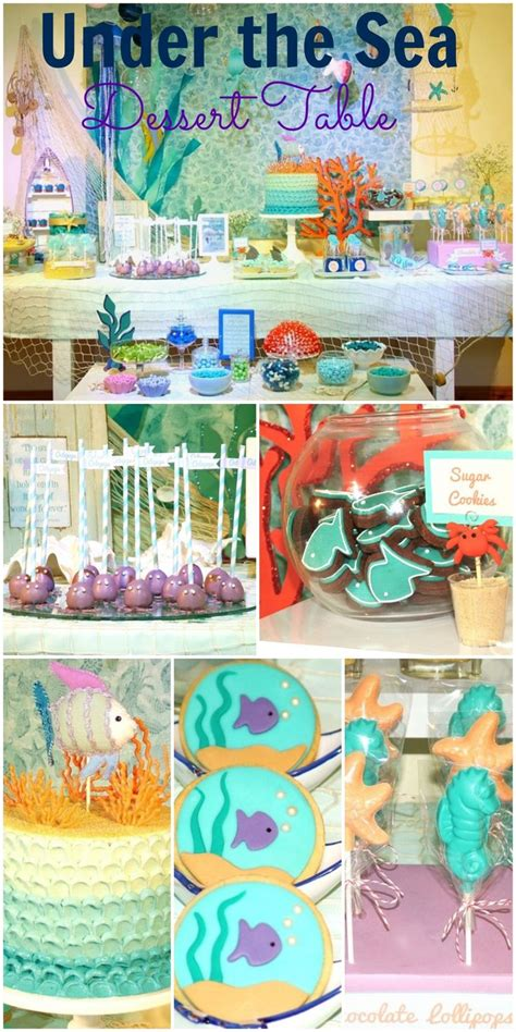 under the sea candy table 52 best images about under the sea candy buffet ideas on