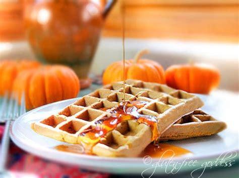 gluten free goddess recipes gluten free pumpkin waffles