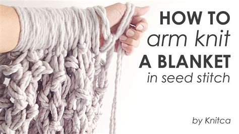 how to arm knit 1000 ideas about seed stitch on dishcloth