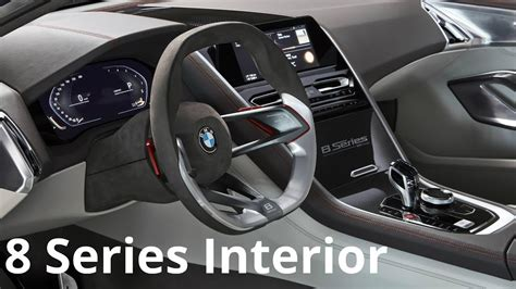 luxury bmw interior 2017 bmw 8 series concept luxury interior