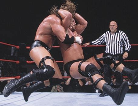 The Stunner by Cold Stunner Smack Ecw