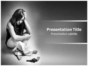 depression powerpoint template 6 best images of electronics powerpoint template themes
