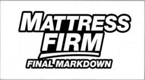 Mattress Firm Iowa by Mattress Firm Markdown Trademark Of Mattress Firm
