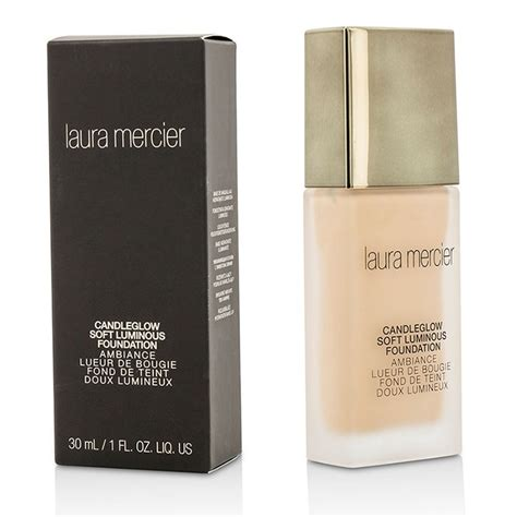 Mercier Candleglow Soft Luminous Foundation mercier candleglow soft luminous foundation 1c1 shell fresh