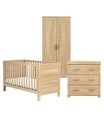 mothercare baby bedroom furniture mothercare stretton 3 piece nursery furniture set baby