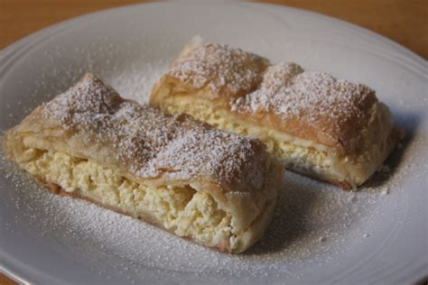 Cottage Cheese Strudel Recipe by T 250 R 243 S R 233 Tes Cottage Cheese Strudel Bite The Butter
