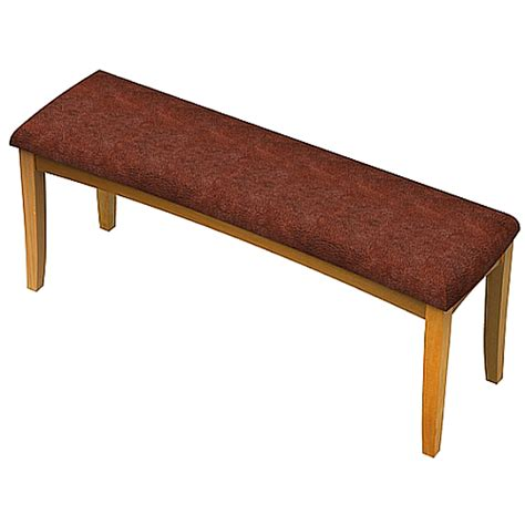 tidewater benches tidewater bench cushion seat 24 quot 48 quot