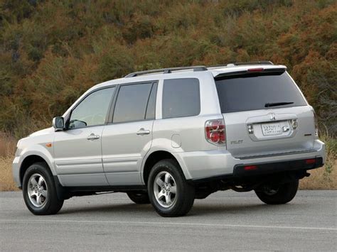 how to learn about cars 2006 honda pilot security system 2006 honda pilot pictures