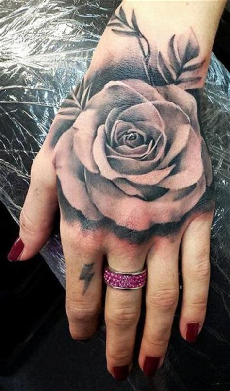 tattoo rose on hand 60 rose tattoos best ideas and designs for 2018