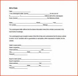 bill of sale for motorcycle proposalsheet com