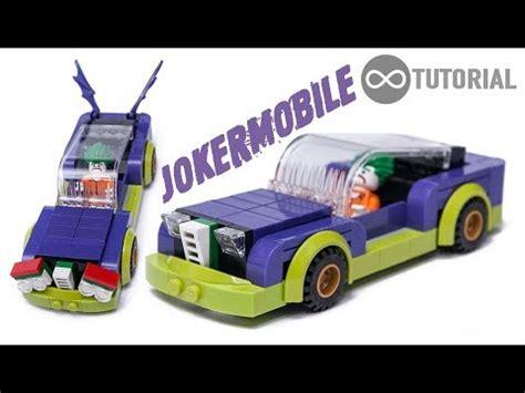 tutorial lego city lego city joker car moc building instructions tutorial