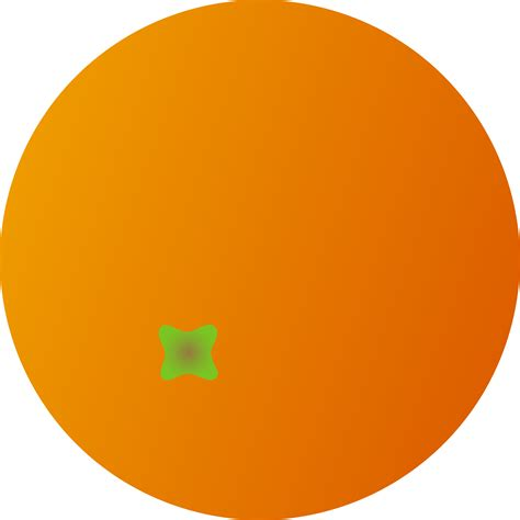 orange clipart whole orange fruit free clip