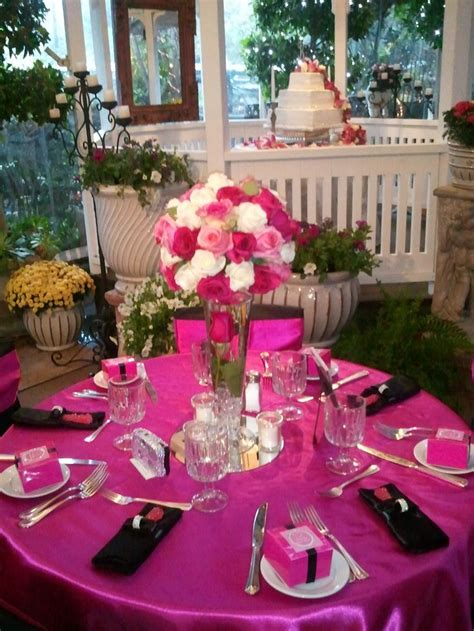 37 best images about quinceanera centerpieces on
