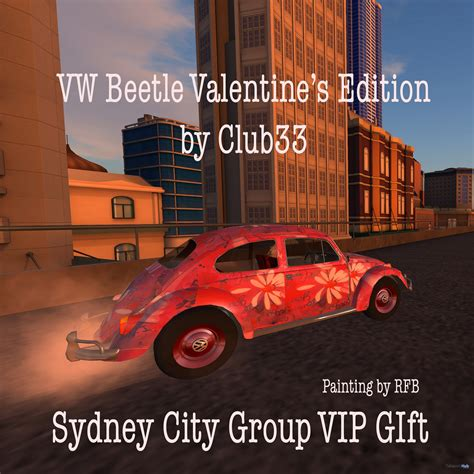 volkswagen valentines vw valentines beetle 1970 car sydney city group gift by